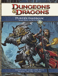 Dungeons and Dragons 4. Auflage
